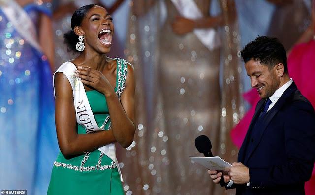 Nigeria's Nyekachi Douglas crowned Miss World Africa 2019