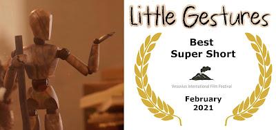 Little Gestures Wins Best Short at Vesuvius