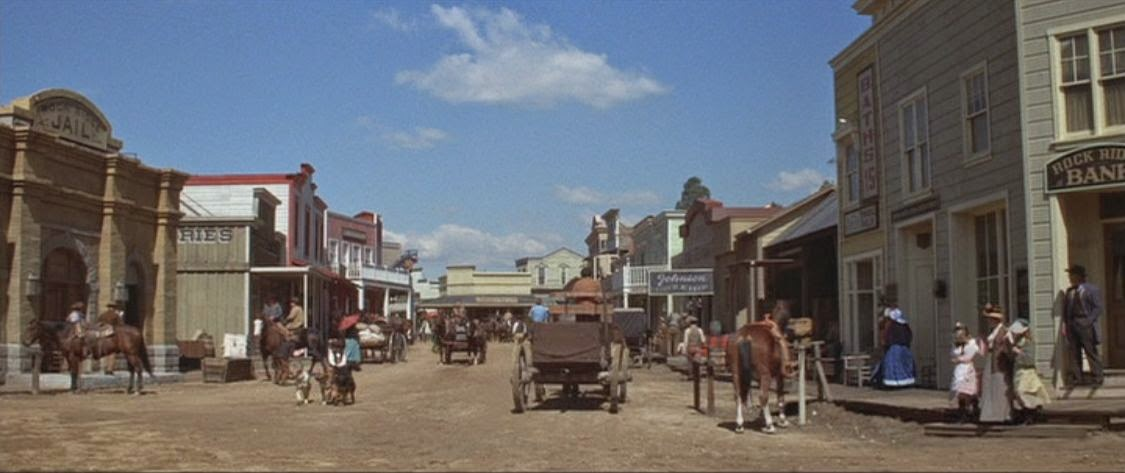 Image result for laramie street at warner bros
