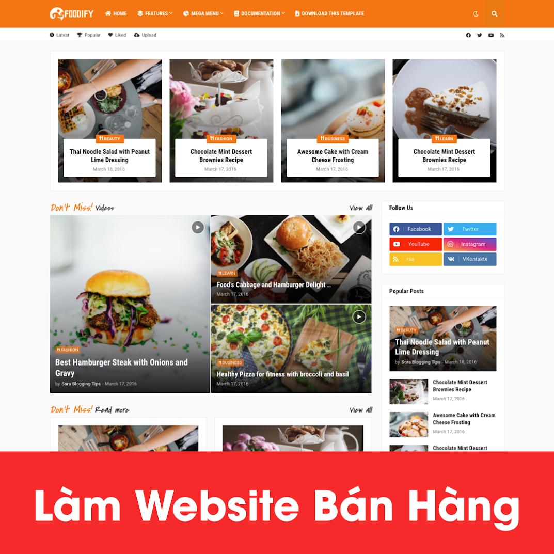 [A121] Thiết kế website siêu thị nội thất nên chọn đơn vị nào tốt nhất?