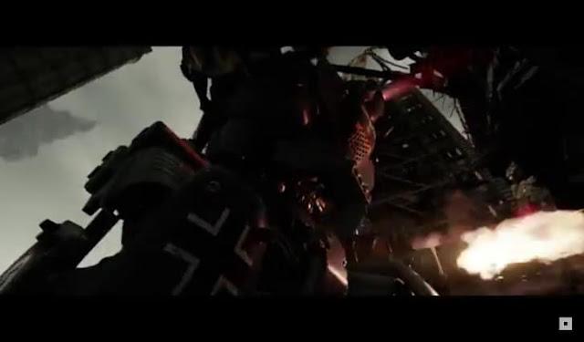 Third screenshot from Wolfenstein II: The New Colossus 2nd gameplay trailer