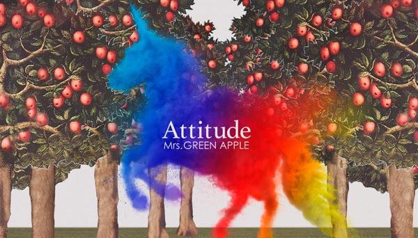 Mrs. GREEN APPLE – lovin' [Single]