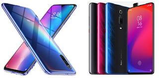 All Xiaomi phones جميع هواتف شركة شاومي Xiaomi جميع جوالات/موبايلات شاومي Xiaomi