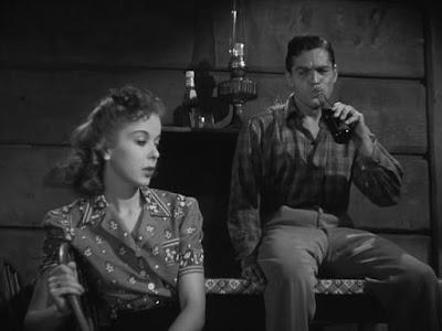 Ida Lupino - High Sierra - 1941 - El último refugio