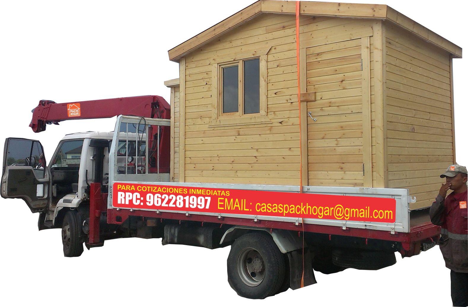 Casetas prefabricadas baratas para almac n packhogar - Casetas de madera baratas ...