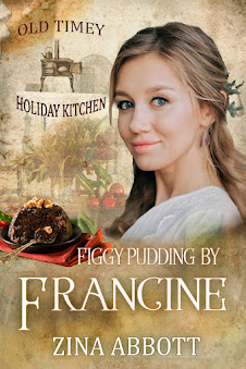Figgy Pudding by Francine-releases 11/22/21