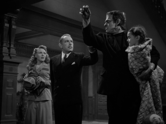 The Ghost of Frankenstein 1942 English 720p BluRay