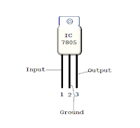 My Circuits 9: 5V POWER SUPPLY USING 7805 IC FROM 230V AC