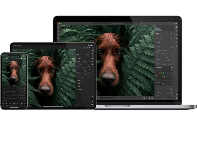 تحميل برنامج Adobe Photoshop Lightroom Classic CC 2020