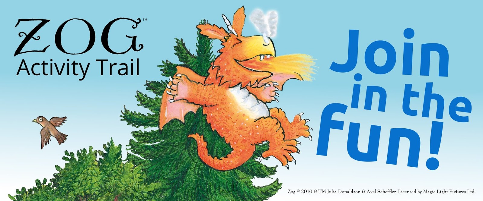 Try the FREE Zog Trail at Kielder Forest