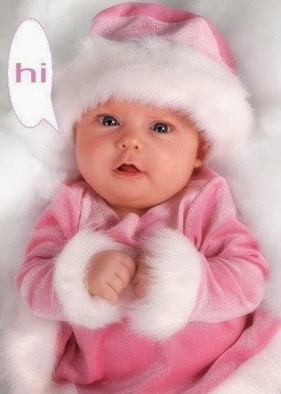 sevimli sevimli tatlı bebek duvar kağıdı