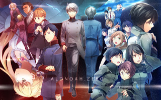 Aldnoah.Zero Season 2 BD Sub Indo