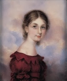Portrait of Marianne Beckett (1819), Anna Claypoole Peale
