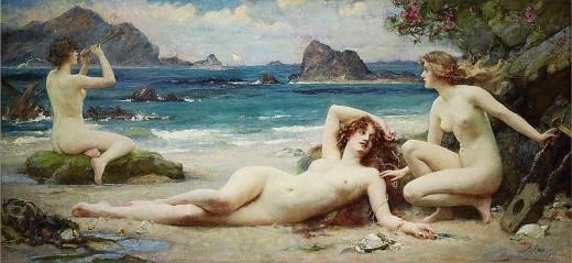 Henrietta Rae (1859–1928