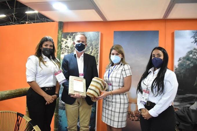 Éxito total la participación de Santa Marta y Magdalena en Vitrina Turística Anato 2021