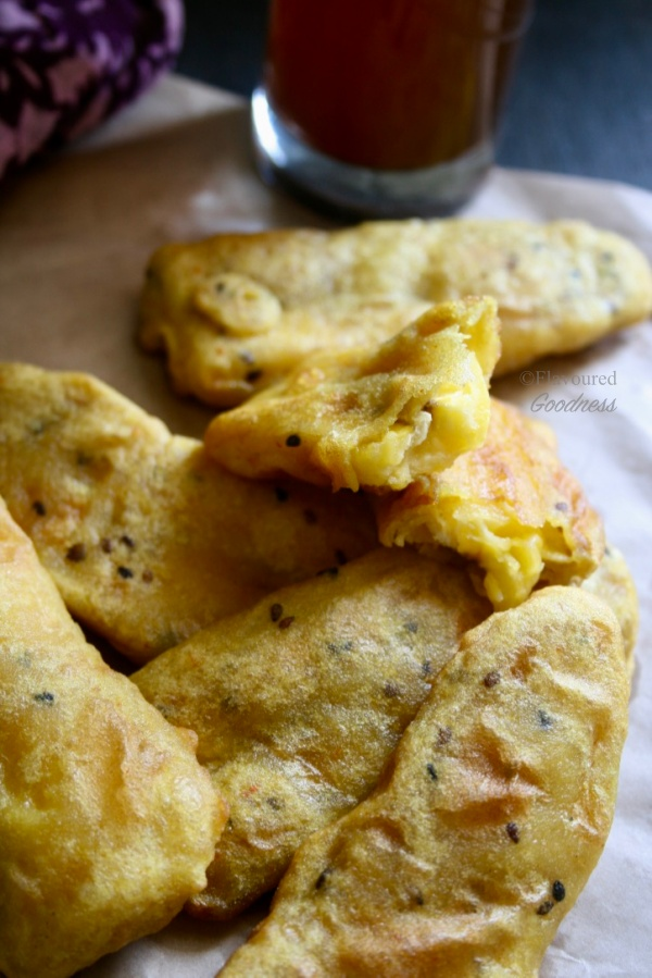 Kerala Pazham Pori | Healthy Plantain Fritters
