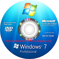 Product Key Windows 7 Professional 32bit/64bit 100% Working