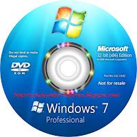 Product Key Windows 7 Professional 32bit/64bit 100% Working