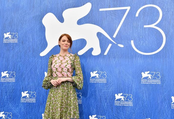 Emma Stone en Venecia
