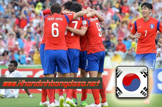 Hàn Quốc vs Iran 18h00 ngày 11/6 www.nhandinhbongdaso.net