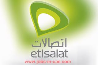 وظائف خدمة عملاء اتصالات الإمارات 2020،وظائف شركة اتصالات،هيئة تنظيم الاتصالات وظائف،وظائف فني اتصالات في الامارات،وظائف كول سنترال اتصالات،وظائف هندسة اتصالات في الإمارات،رواتب شركة اتصالات الإمارات،شركة اتصالات الإمارات،وظائف بنك دبي الإسلامي،وظائف هيئة الاتصالات.  نكون قد وصلنا إلى نهاية المقال المقدم والذي تحدثنا فيه عن وظائف شركة إتصالات الإمارات ، وتحدثنا ايضا عن شركة اتصالات وظائف ، وتحدثنا أيضا عن شركة اتصالات الامارات العربية المتحدة ، والذي قدمنا لكم من خلالة طريقة التقديم في شركة إتصالات الامارات، كما قمنا بتزويدكم بروابط الدخول الى موقع الوظائف للتوظيف ، كل هذا قدمنا لكم عبر هذا المقال ، عبر مدونة وظائف في الإمارات .