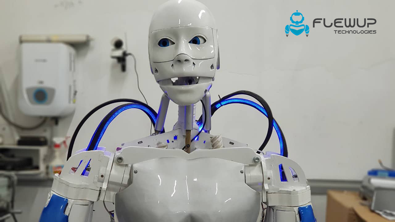 JOIN THE ROBOT REVOLUTION - INMOOV ROBOT: BUILDING OF THE