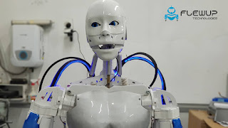 JOIN THE ROBOT REVOLUTION - INMOOV ROBOT: BUILDING OF THE FIRST OPEN SOURCE 3D PRINTED LIFE-SIZE ROBOT