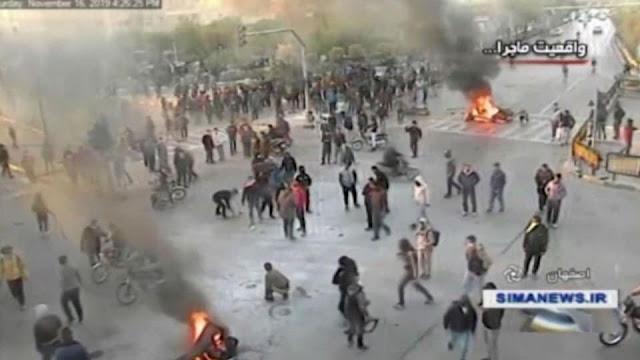 Iran giết hơn 1000 người biểu tình
