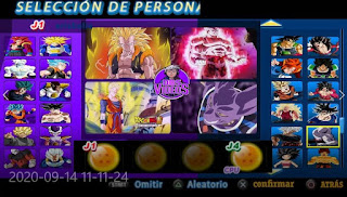 NUEVA ACTUALIZACIÓN ISO HERMOSO DBZ TTT MOD CON MENÚ [FOR ANDROID Y PC PPSSPP] DOWNLOAD 2020