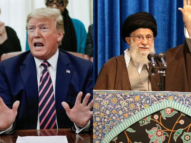Minneapolis Rusuh, Pemimpin Tertinggi Iran Ayatollah Ali Khamenei Ledek AS