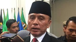 Iwan Bule Sah Pimpin PSSI
