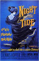 Póster película Marea nocturna