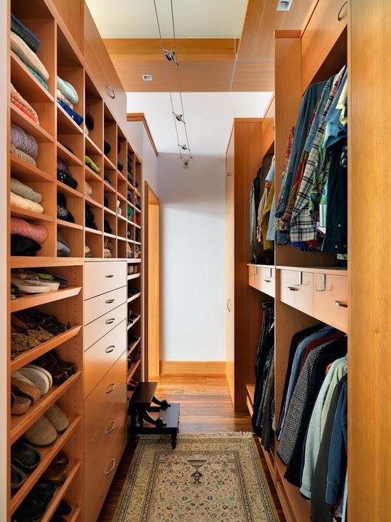 Hogares frescos 40 ideas para dise ar tu closet y for Disenar mi habitacion 3d