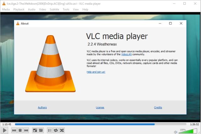 تحميل برنامج في ال سي ميديا بلاير VLC Media Player 2018 للكمبيوتر عربي