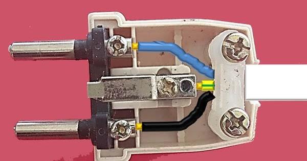 Cara Memasang Kabel Isi 3 Ke Colokan Kabeliau