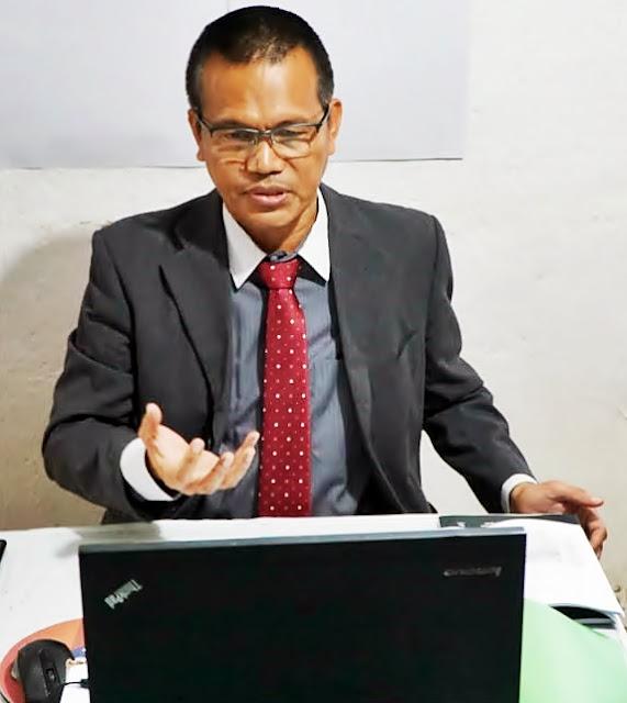 Di Sela Kampanye, Genius Umar Tetap Jadi Dosen Penguji Program Doktor FK Unand