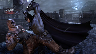 Batman PS Vita Background