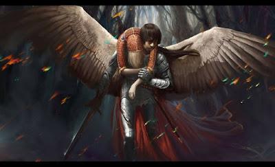 Angels of Comfort! by Deborah Waldron Fry