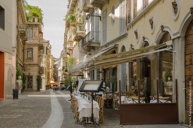 Visitar Milán Barrio Brera Viaje Italia 15 dias