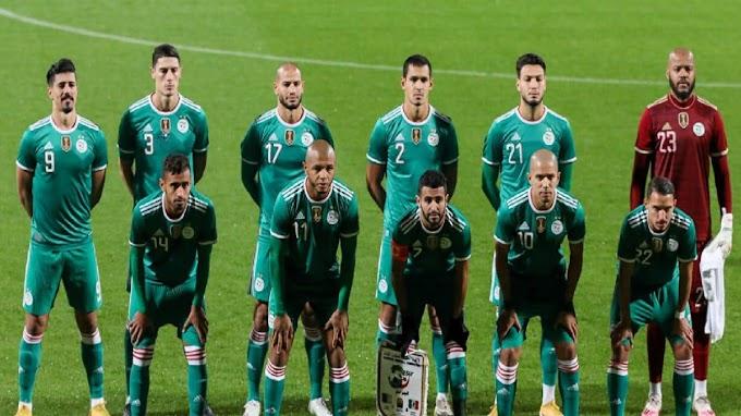 مشاهدة مباراة الجزائر وليبيريا بث مباشر اليوم 17/06/2021 دولية ودية