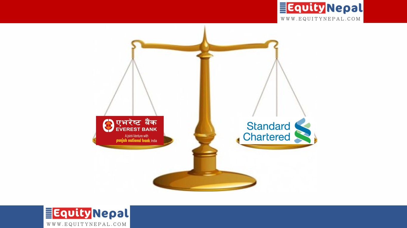 Everest Bank Standard Charterd Bank