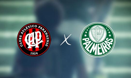 Assistir Athletico-PR x Palmeiras ao vivo online grátis