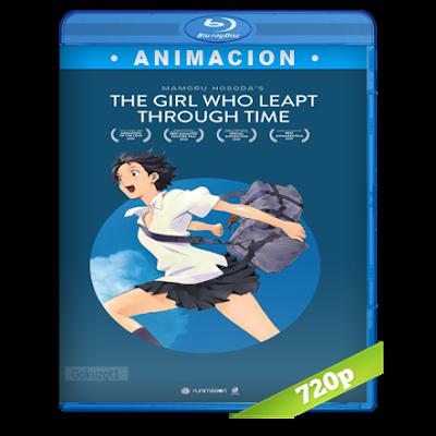 La Chica Que Salto A Traves Del Tiempo (2006) BRRip 720p Audio Trial Latino-Castellano-Ingles 5.1