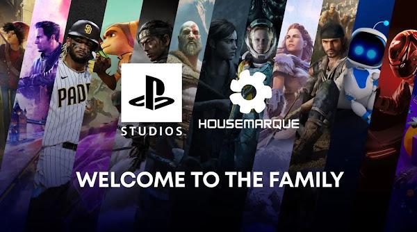 Sony Interactive Entertainment adquire Housemarque, o estúdio responsável pelo desenvolvimento de Returnal em exclusivo para a PlayStation®5