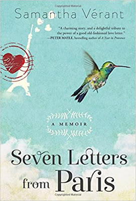 French Village Diaries book review Seven Letters from Paris Samantha Vérant