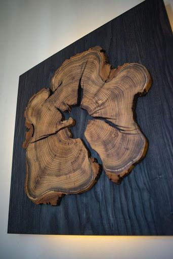 Como fazer quadros com madeira velha