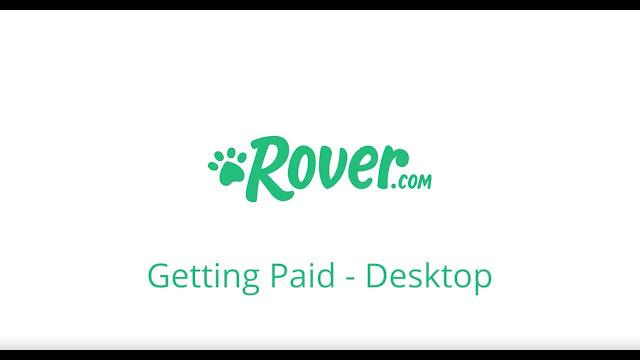 Gagner de l'argent sur Rover