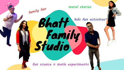 Bhatt Family in YouTube