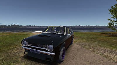 Download MSC Mod - Dark Windshield for My Summer Car