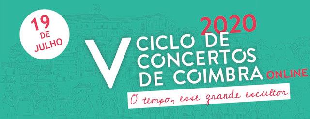 Duas gerações de músicos no V Ciclo de Concertos de Coimbra